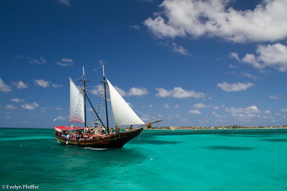 Aruba, Caribe Sur